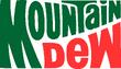 Old School Mountain Dew Logo 2