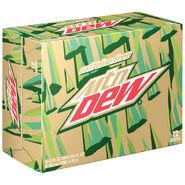Caffeine Free Mountain Dew 12 pack