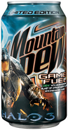 Game Fuel Halo3 Can Design