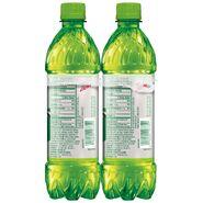 Diet Mountain Dew alternative 6 pack of 16.9 oz bottles side