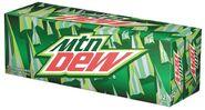 Mountain Dew Box