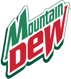 2005 Mountain Dew Logo