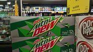 New 12 pack diet Mtn Dew packaging