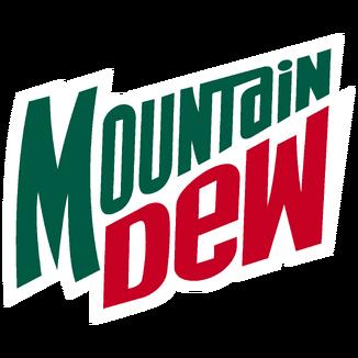 1996 Mountain Dew Logo