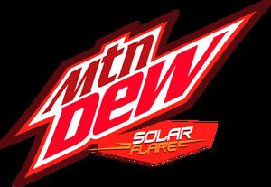 Solar Flare | Mountain Dew Wiki | FANDOM powered by Wikia