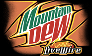 Mountain Dew Live Wire logo