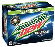 Canadian Mountain Dew Voltage box design