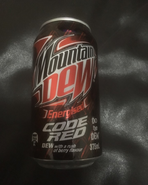 Mountain Dew Energised Code Red