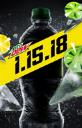 Mountain Dew Ice release date