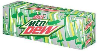 Diet Dew Box