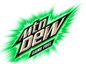Tropical Game Fuel Logo