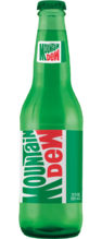 MtDew Sugar 12ozBottle
