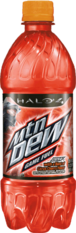 Game Fuel 2012 Bottle Design
