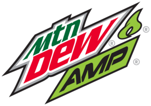 Mountain Dew Amp Logo