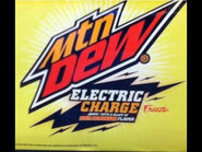 Mountain Dew Electric Charge Freeze label