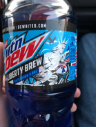 Mountain Dew Liberty Brew (Limited Edition)