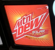 Mountain Dew Solar Flare still available at 7-Eleven