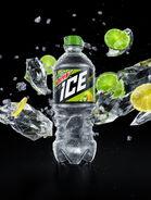 Mountain Dew Ice Sidekick Prototype Bottle