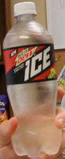 Mountain Dew Ice (Cherry) Bottle