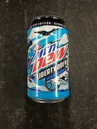 Liberty Dew Can