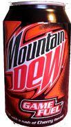 Mountain dew game fuel denmark can