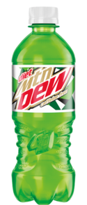 MtDew CafFree Diet 20oz