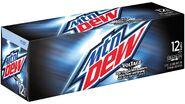 Mountain Dew Voltage 12 pack design
