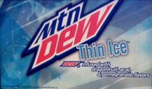 Thin Ice Label Art 2013