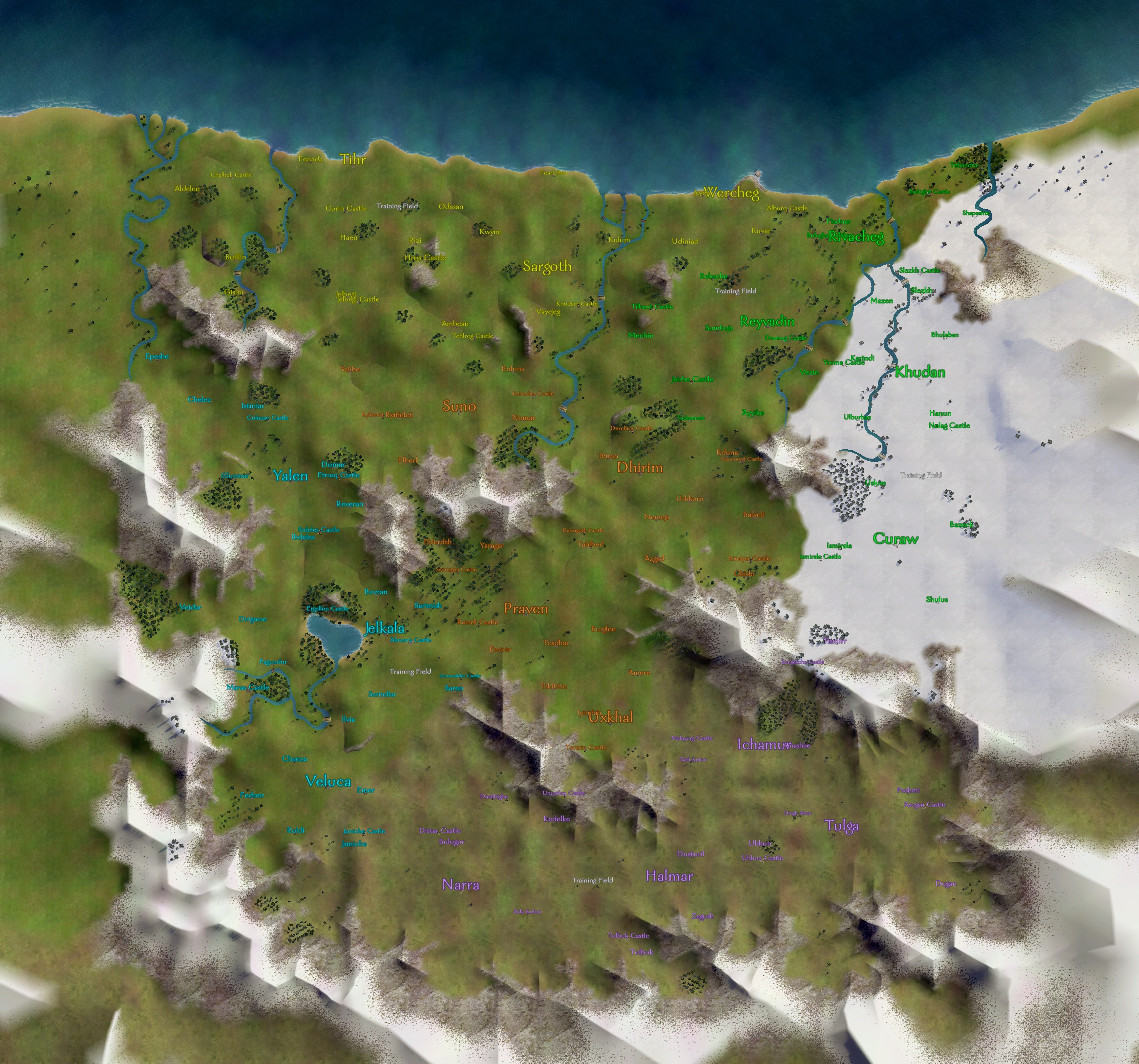 Mount and blade map my blog updated gumiabroncs Choice Image