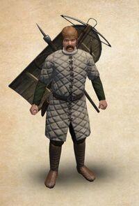 Rhodok Veteran Crossbowman