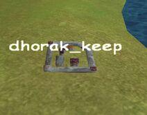 Dhorak keep