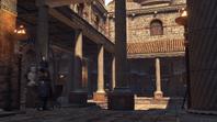 Empire courtyard