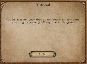 Tutorial-Quest
