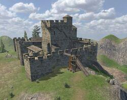 Hrus Castle