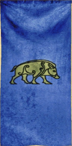 Alban flag
