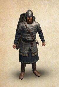 Mercenary Horseman