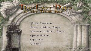 TLD Title Screen