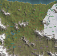 Overland map Mount and Blade Wiki