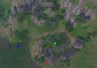 Aldelen map