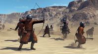 Empire vs khuzait battle