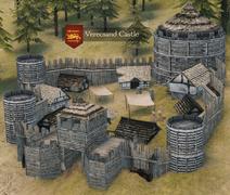 Verecsand Castle V1