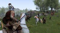 Khuzait vs vlandia battle