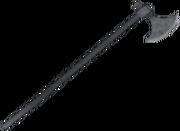 Sarranid Battle Axe (Warband)