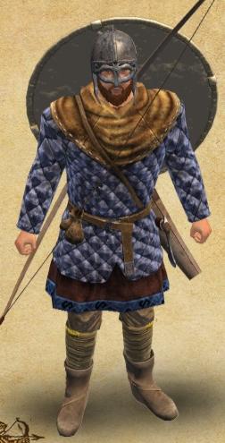 Norse Warrior Archer Heimthegi Mount And Blade Wiki Fandom