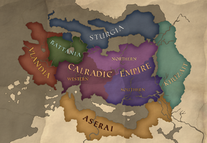 Bannerlord Faction Map