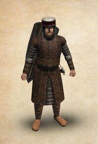 Mercenary Cavalry