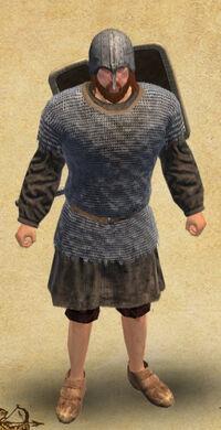 Pictish Veteran