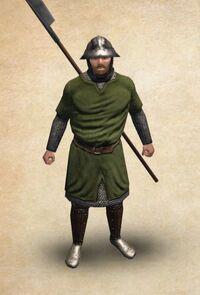 Rhodok Veteran Spearman
