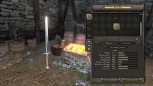 Bannerlord weapon stats