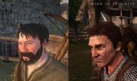New face comparison